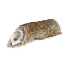 Kaninchenfellüberzug für Dummy