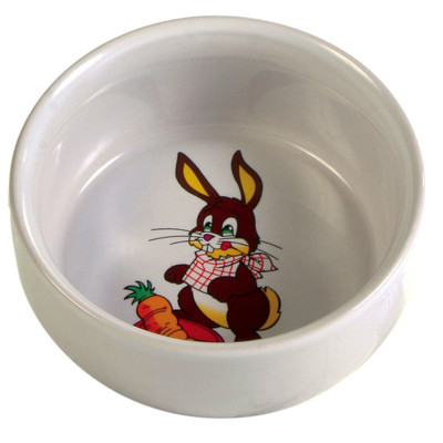 Kaninchennapf, Keramik, Motiv