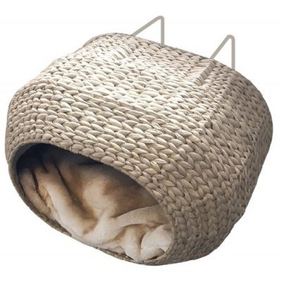 Katzen Heizungskorb SUNRISE mit Kissen