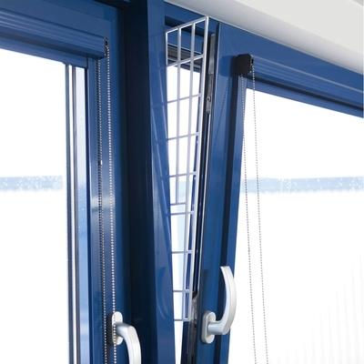 Katzen Schutzgitter für Fenster, Seitenteil