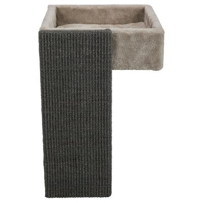 Katzenbett mit Kratzbrett für IKEA Regale