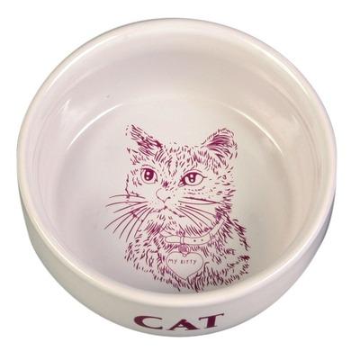 Katzennapf, Kitten-Napf, Keramik