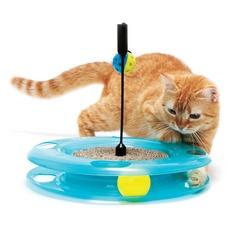 Katzenspiel Chase Track & Scratcher