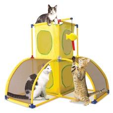 Katzenspielplatz Kitty Play Palace