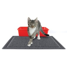 Katzentoilettenvorleger PVC Rubber