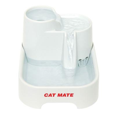 Cat Mate Haustierquelle Trinkbrunnen für Hunde und Katzen