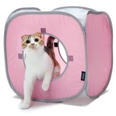 Kitty Play Cube