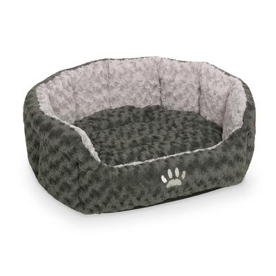 Komfort Bett oval SEOLI für Hunde und Katzen