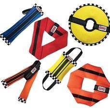 KONG Ballistic Firehose Feuerwehrschlauch Hundespielzeug