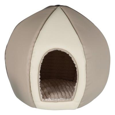 Kuschelhöhle Desert Kunstleder für Hunde und Katzen