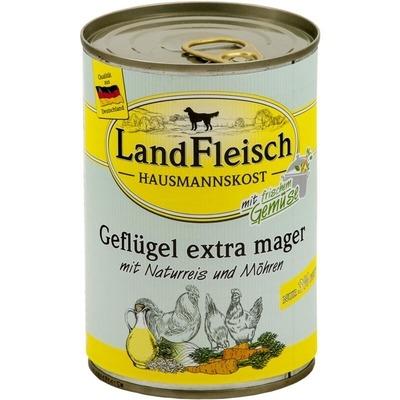 LandFleisch Hausmannskost Hundefutter