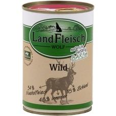 LandFleisch Wolf Sensibel Hundefutter