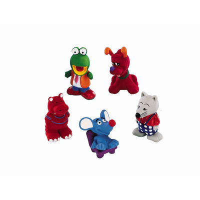 Latex Tierfiguren Hundespielzeug