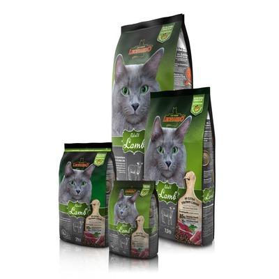 Leonardo Adult Lamm & Reis Katzenfutter