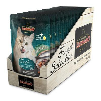 Leonardo Nassfutter für Katzen im Frischebeutel