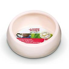 Living World Green Keramik Futternapf für Kleintiere