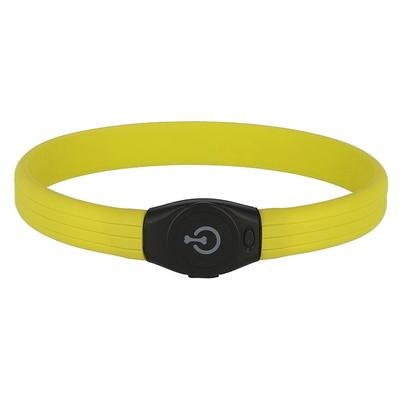Maxi Safe LED-Halsband für Langhaar Hunde