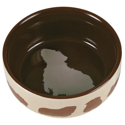Meerschweinchennapf aus Keramik mit Motiv