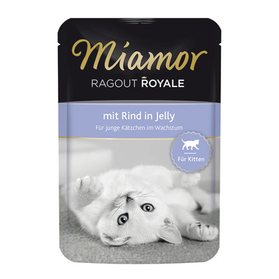 Miamor Ragout Royale Kitten Katzenfutter