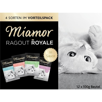 Miamor Ragout Royale Multimix Vorteilspack