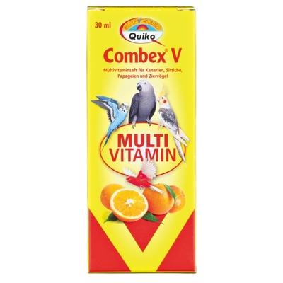 Multivitaminsaft für Vögel Combex V