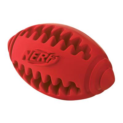 NERF Dog Football für Zahnreinigung