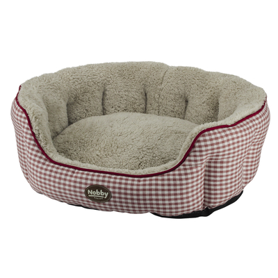 Nobby Komfort Hundebett oval XAVER