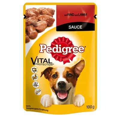 Pedigree - Rind im Portionsbeutel