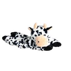 Plüsch Kuh Hundespielzeug