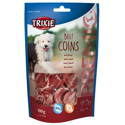 PREMIO Beef Coins Hundesnack
