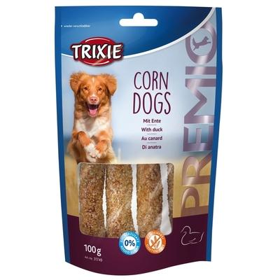 PREMIO Corn Dogs mit Ente Hundesnack