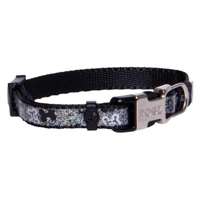 Rogz Lapz Trendy - Bones Hundehalsband