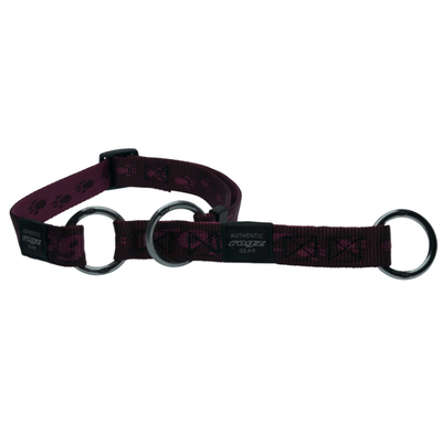 Rogz Alpinist Halsband mit Zugstopp
