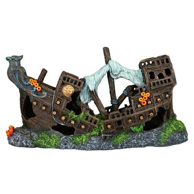 Schiffswrack für Aquarium