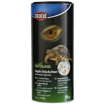 Sepia-Stückchen, Calcium für Reptilien