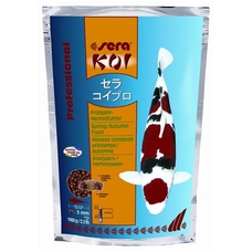 Sera Koi Professional Frühjahr-Herbstfutter