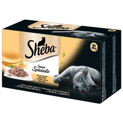 Sheba Schale - Sauce Speciale