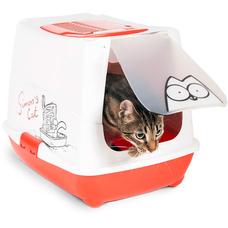 Simons Cat Katzentoilette