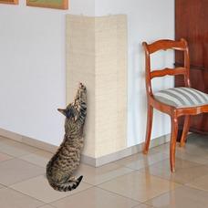 Sisal Eck Kratzbrett XL für Katzen