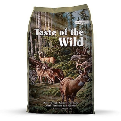 TASTE OF THE WILD Pine Forest Hundefutter