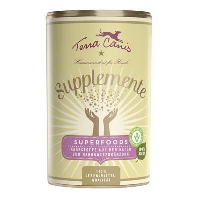 Terra Canis Supplemente Superfoods
