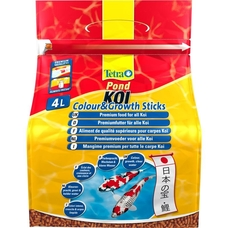 Tetra Pond Koi Sticks Colour & Growth