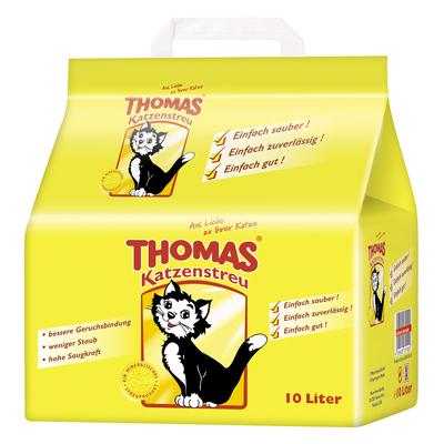 Thomas - Katzenstreu