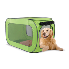 Transportable Hundebox faltbar