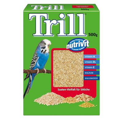 Trill - Saaten-Vielfalt für Sittiche