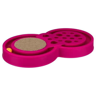 Trixie Katzenspielzeug Spielplatte Fumble & Scratch