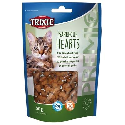 Trixie PREMIO Katzensnack Barbecue Hearts