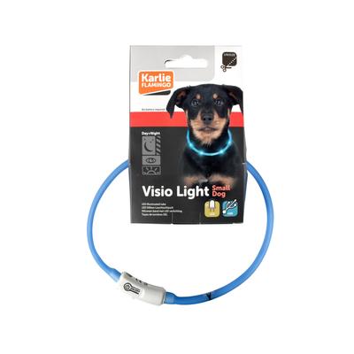 Visio light LED Leuchtschlauch für kleine Hunde