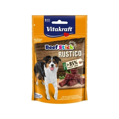 Vitakraft Beef Stick Rustico für Hunde