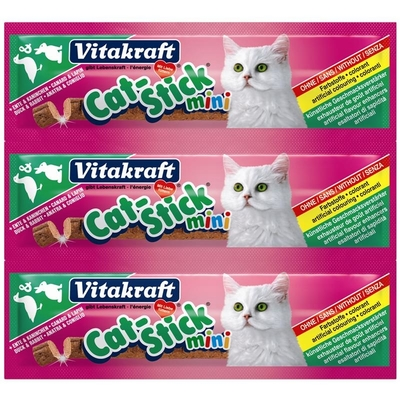 Vitakraft Cat Stick im 3er Pack